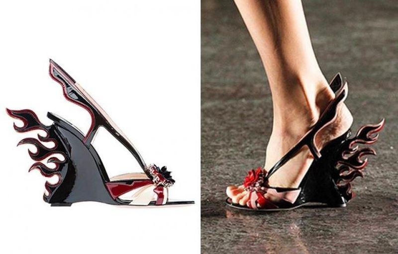 Prada-collection-chaussures-super-hero-printemps