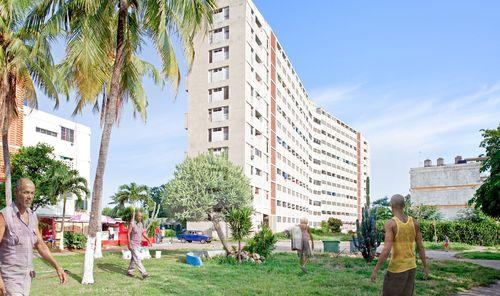 11_Reparto Camilo Cienfuegos #2, La Havane, Cuba, 2012